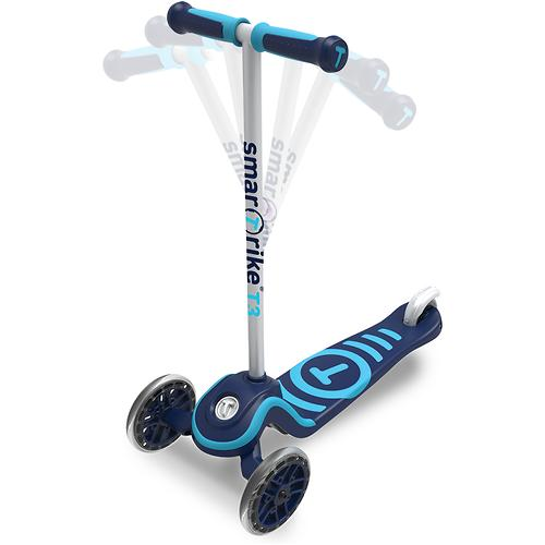 Самокат Smart Trike T-Scooter T3 Blue (8)