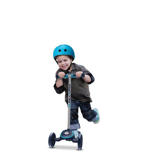 Самокат Smart Trike T-Scooter T3 Blue (9)