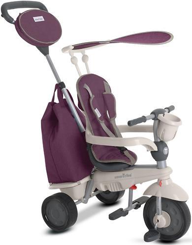 Велосипед Smart Trike 4в1 Voyage Purple (7)