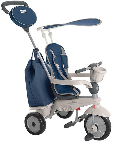 Велосипед Smart Trike 4в1 Voyage Blue (7)