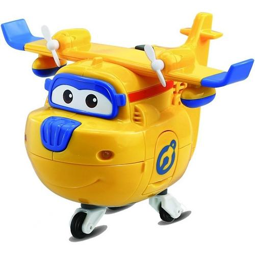 Игрушка Супер крылья - Донни с чемоданчиком, свет, звук (6)