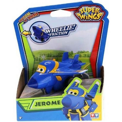 Инерционный самолет Супер Крылья Джером (3)
