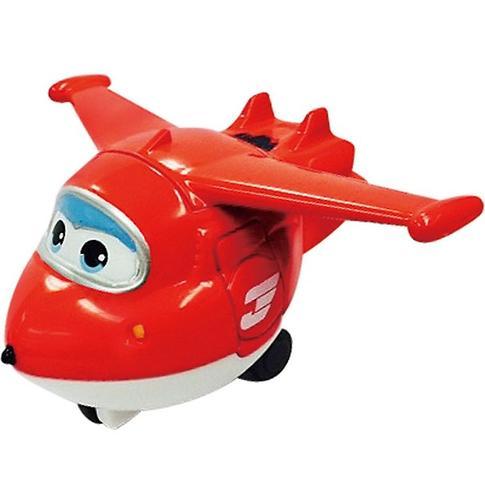 Инерционный самолет Супер Крылья металлический Джетт (1)