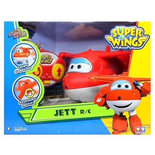 Игрушка Супер крылья - Джетт на р/у (4)