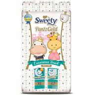 Трусики Sweety Pantz GOLD Size XL 14-18 кг 32 шт