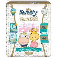 Трусики Sweety Pantz GOLD Size XL 14-18 кг 44 шт