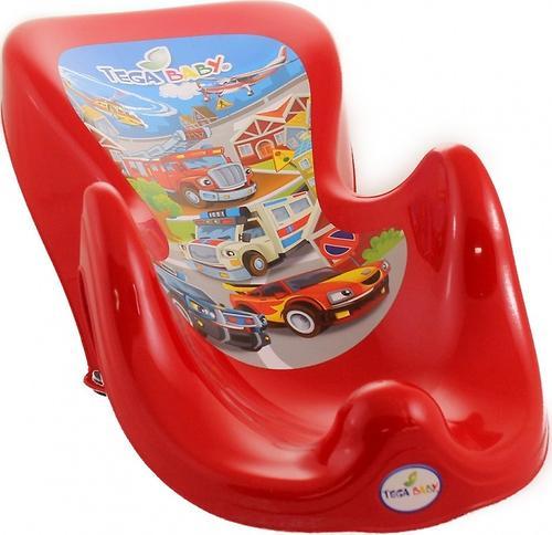 Горка для купания Tega Baby Машины (1)