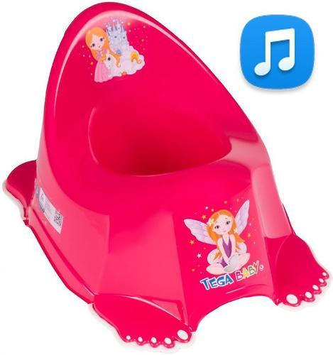 Горшок Tega Baby Маленькая принцесса музыкальный (3)