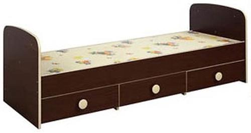 Кроватка-трансформер Glamvers Comfort Plus Венге (6)