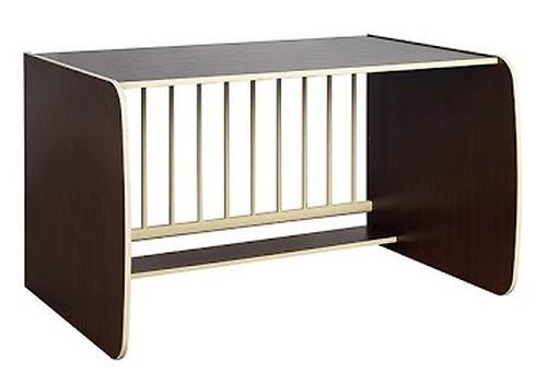 Кроватка-трансформер Glamvers Comfort Plus Венге (7)