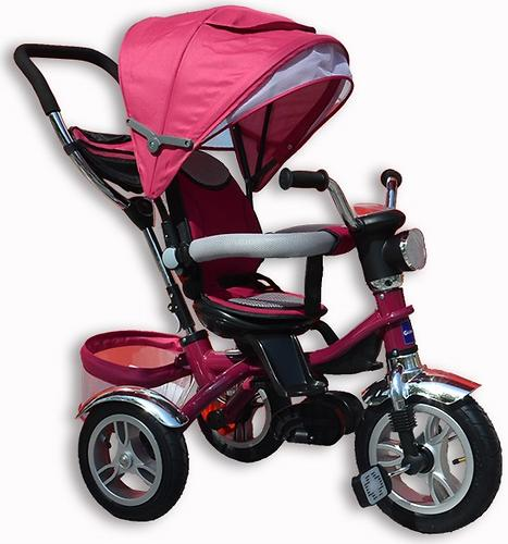 Велосипед Glamvers Jaguar Trike Purple (1)