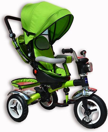 Велосипед Glamvers Lion Trike Light Green (1)