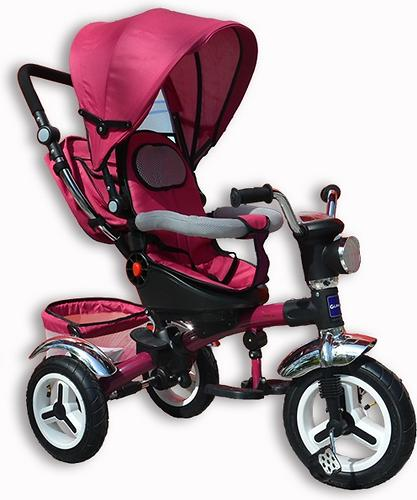 Велосипед Glamvers Lion Trike Purple (1)