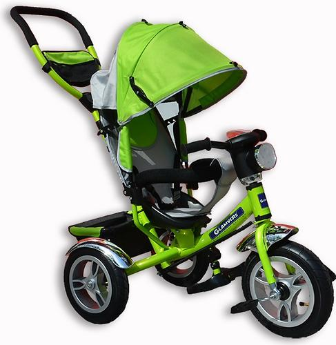 Велосипед Glamvers Tiger Trike Light Green (1)