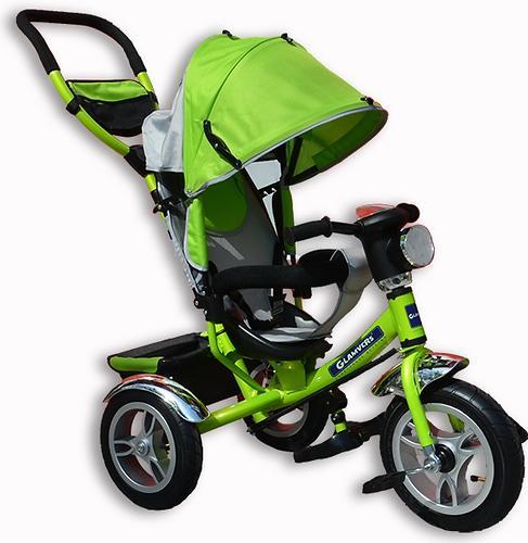 Велосипед Glamvers Tiger Trike Light Green (1)