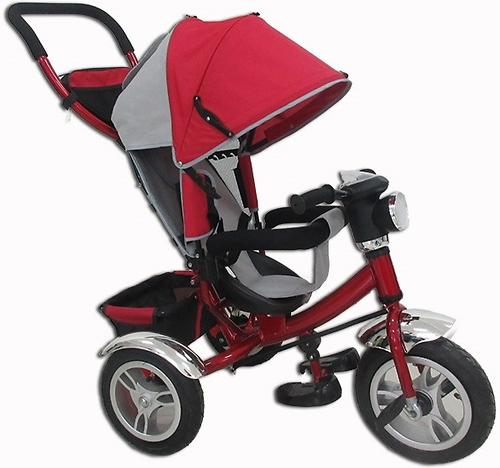 Велосипед Glamvers Tiger Trike Red (1)