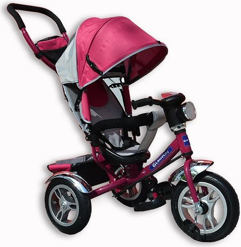 Велосипед Glamvers Tiger Trike Violet (1)