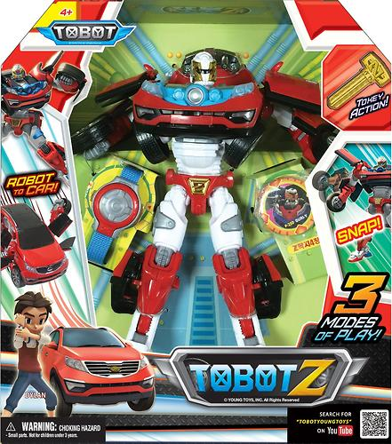 Робот-трансформер Tobot Z (4)