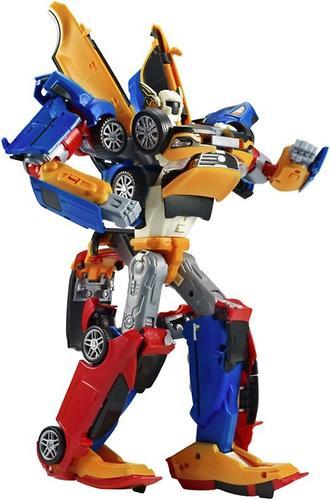Робот-трансформер Tobot Тритан (4)
