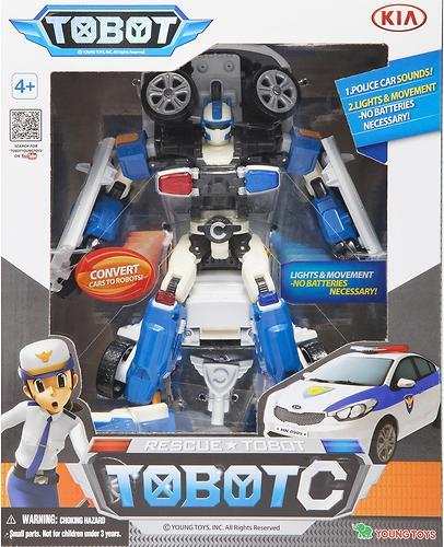 Робот-трансформер Пожарный Tobot R (4)