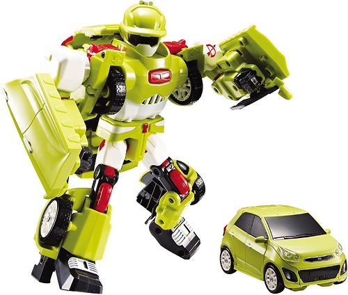 Робот-трансформер Tobot D (1)