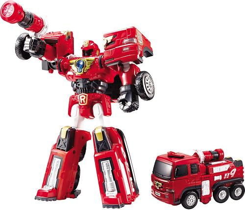 Робот-трансформер Пожарный Tobot R (3)