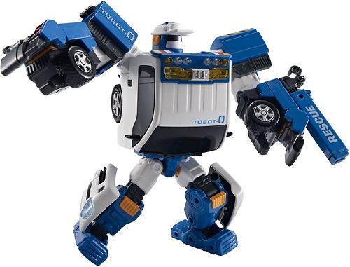 Робот-трансформер Tobot Зеро (3)