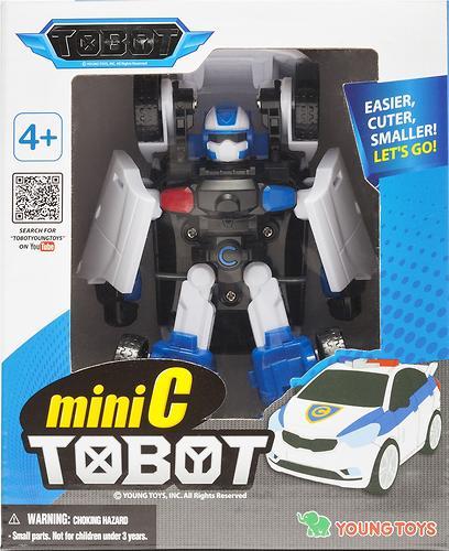 Робот-трансформер Мини Tobot C (4)