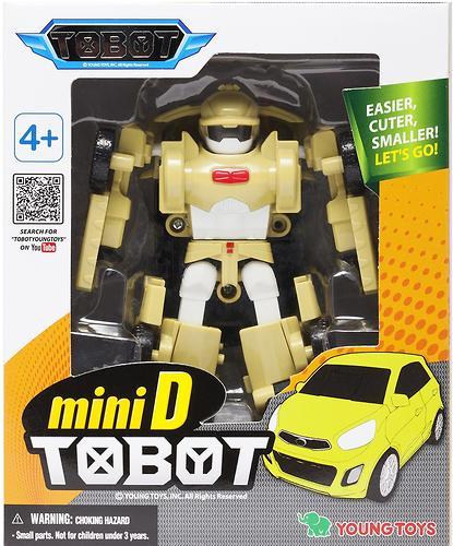 Робот-трансформер Мини Tobot D (4)