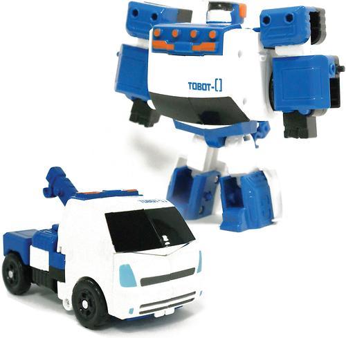 Робот-трансформер Мини Tobot Зеро (1)