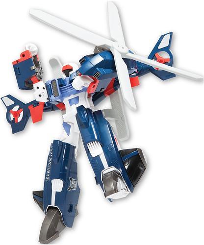 Робот-трансформер Tobot Приключения Y (3)