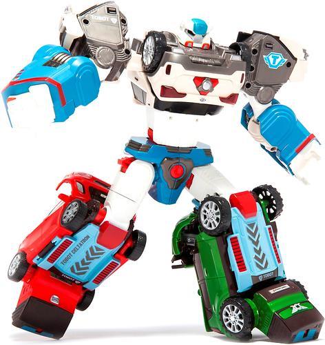 Робот-трансформер Tobot Дельтатрон (3)