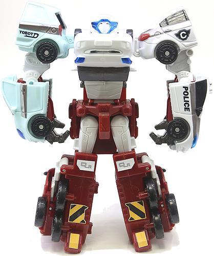 Робот-трансформер Мини Tobot Кватран (3)