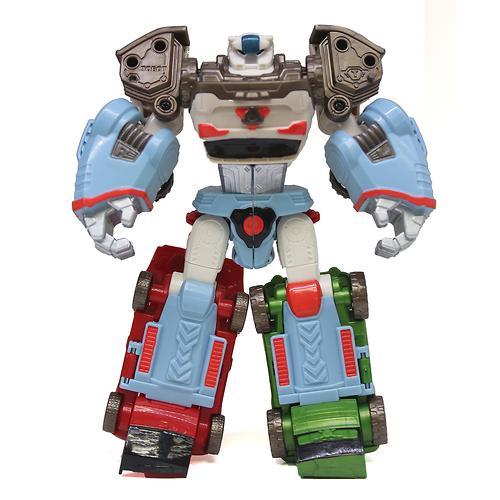 Робот-трансформер Мини Tobot Дельтатрон (3)