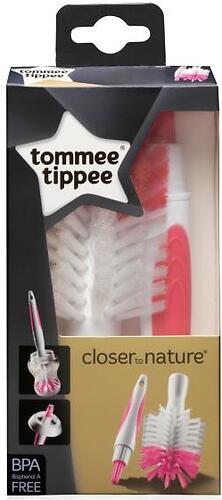 Ершик Tommee Tippee для мытья бутылочек и сосок (8)