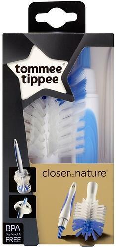Ершик Tommee Tippee для мытья бутылочек и сосок (7)