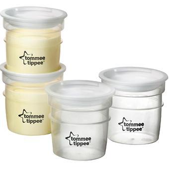 Контейнеры Tommee Tippee для хранения молока 4 шт - Minim
