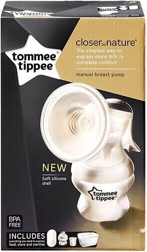 Молокоотсос Tommee Tippee ручной 42341571 (7)