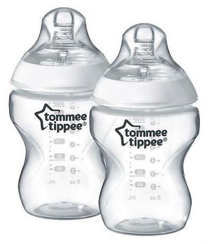 Бутылочка Tommee Tippee 260 мл 2 шт 0+ (4)