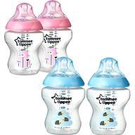 Бутылочка Tommee Tippee 260 мл 2 шт 0+ в ассортименте