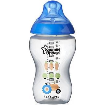 Бутылочка Tommee Tippee 340мл Голубая - Minim