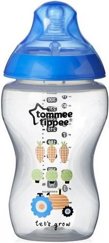 Бутылочка Tommee Tippee 340мл Голубая (3)