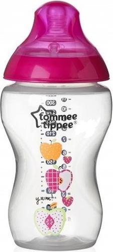 Бутылочка Tommee Tippee 340мл Розовая (3)