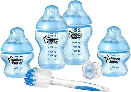 Набор бутылочек Tommee Tippee для мальчиков (3)