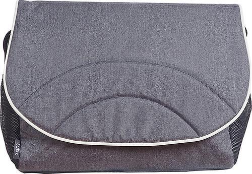 Коляска 3в1 Tutis Mimi Style Серый лен /Бирюзово-голубой (15)