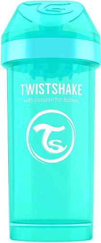 Поильник Twistshake Kid Cup 360мл 12m+ Бирюзовый Sleepyhead (6)