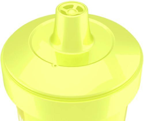 Поильник Twistshake Kid Cup 360мл 12m+ Желтый Starlight (7)