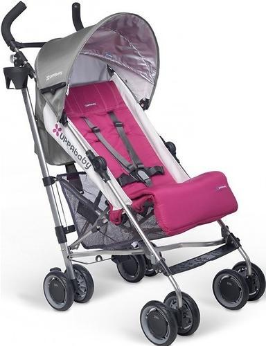 Коляска–трость UPPAbaby G-luxe фиолетовая (16)