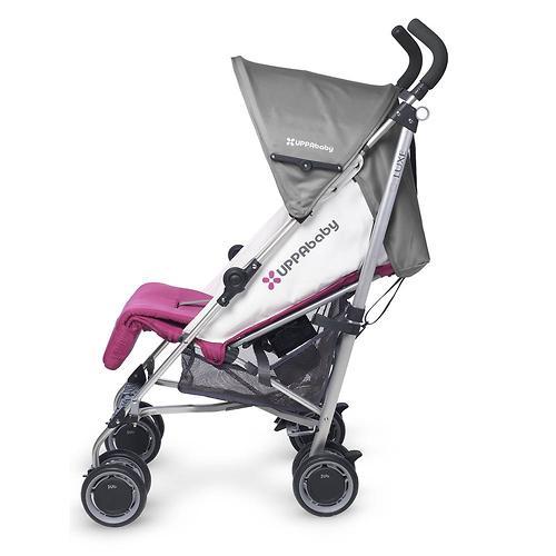 Коляска–трость UPPAbaby G-luxe фиолетовая (18)