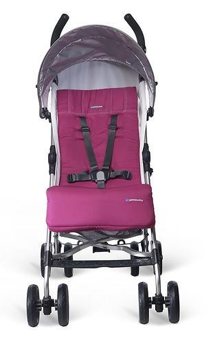 Коляска–трость UPPAbaby G-luxe фиолетовая (19)